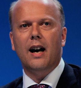Chris Grayling Shadow Home Secretary