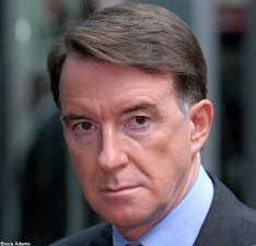 Twice Disgraced Lord Mandelson