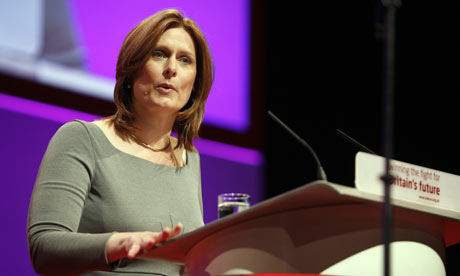 Sarah Brown next leader of the Labour Party