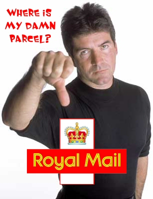 Do Royal Mail Have The X Factor?