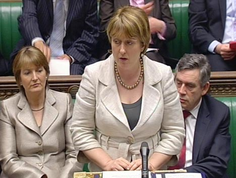 Disgraced Former Home Secretary Jacqui Smith