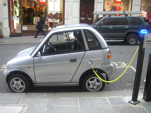 The Electric Car like everything pushed by the warming alarmists and