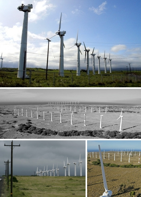 he US experience with wind farms has left over 14,000 wind turbines abandoned and slowly decaying, in most instances the turbines are just left as symbols of a dying Climate Religion, nowhere have the Green Environmentalists appeared to clear up their mess or even complain about the abandoned wind farms.