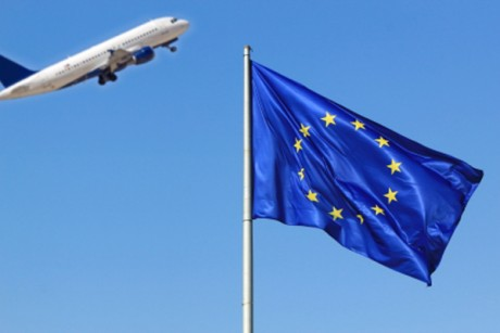 Pay up to fly the carbon friendly skies of Europe.