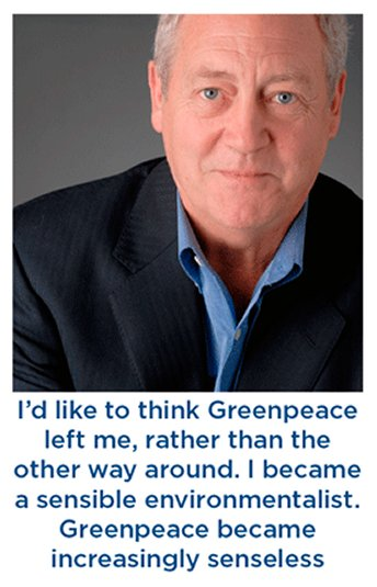 greenpeace s patrick moore It's not news that patrick moore is frustrated with the folks at greenpeace while he was an original founder of the group, and in speeches touts the work he did to.