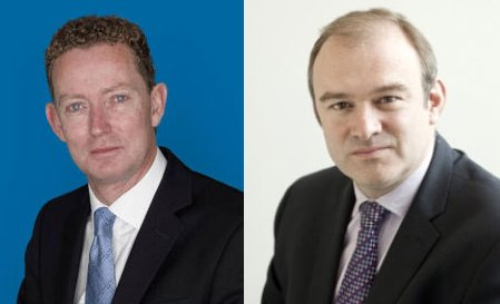 Greg Barker and Ed Davey Climate Change Fools at the heart of the Coalition Government