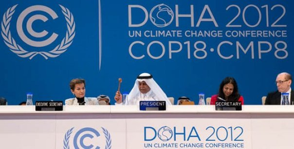 COP18 The fifth UN Climate Circus failure in a row