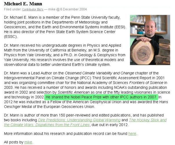 MichaelEMann_Nobel_Peace_Prize_Not
