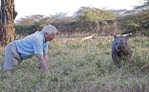 Warming Alarmist David Attenborough cheery picked data from an obscure 2006 to exaggerate the effects of  climate change in Africa