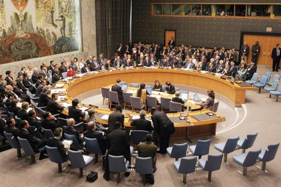 The latest twist in the Climate Change boondoggle, the UN Security Council tried to make Climate Change a security threat