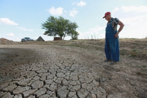 2012 US Drought Was Not Caused By Climate Change