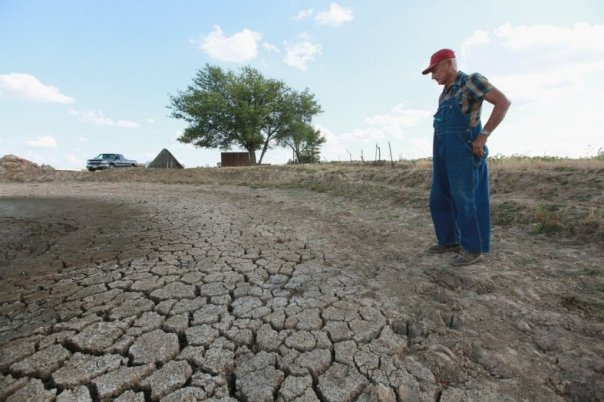 The summer of 2012 was one of the worst droughts in US history, Barack Obama and other prominent Greens said the drought was caused by Global Warming.