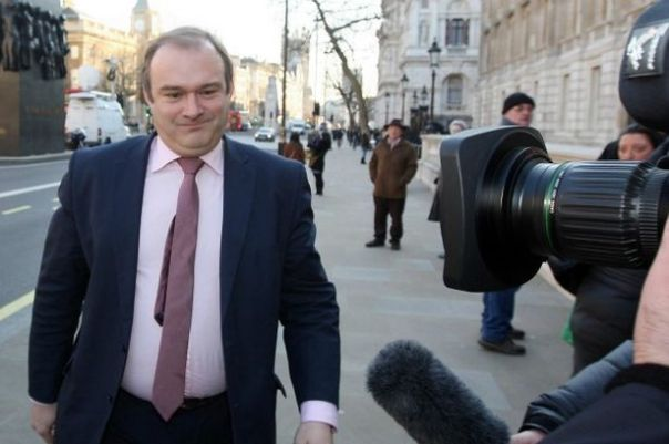 "Ed Davey ""Ant British voters who blaspheme against my climate religion are are crackpots and conspiracy theorists"""