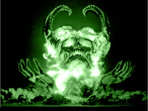 In 6 days COP19 Warsaw will begin, in past years the run up to the failed COP meeting is always preceded by a climate of fear. 2013 is no exception, although the things we should be frightened of are less imaginative than usual. The Green furby will get us all.