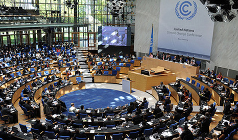 The latest round of UN Climate Talks in Bonn have failed with the usual lack of trust between the parties.